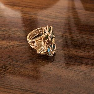 Jewelry - Colorful ring